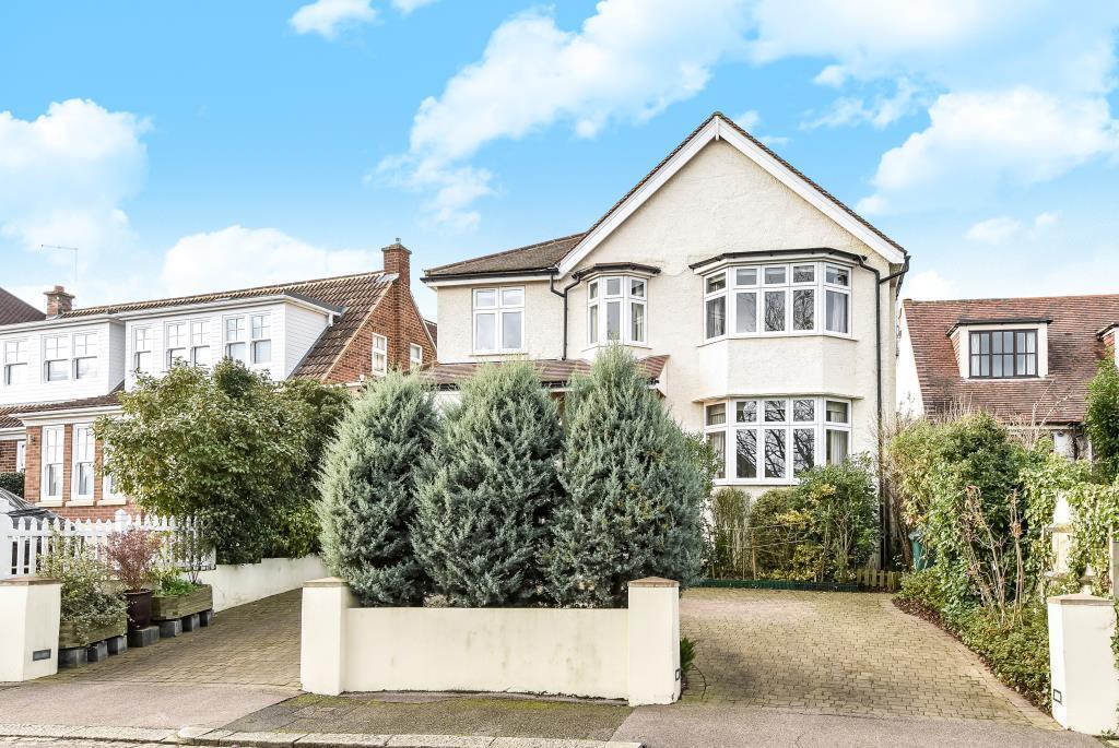 4 Bedrooms Detached House for sale in Hillside, New Barnet EN5, EN5