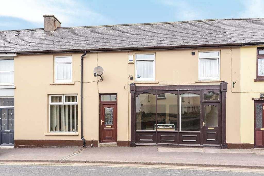 4 Bedrooms House for sale in London House, Sennybridge, Brecon, LD3