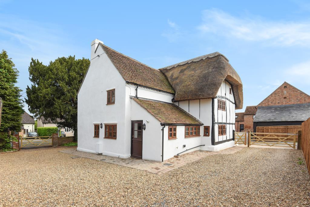 4 Bedrooms Detached House for sale in Bierton, Aylesbury, HP22