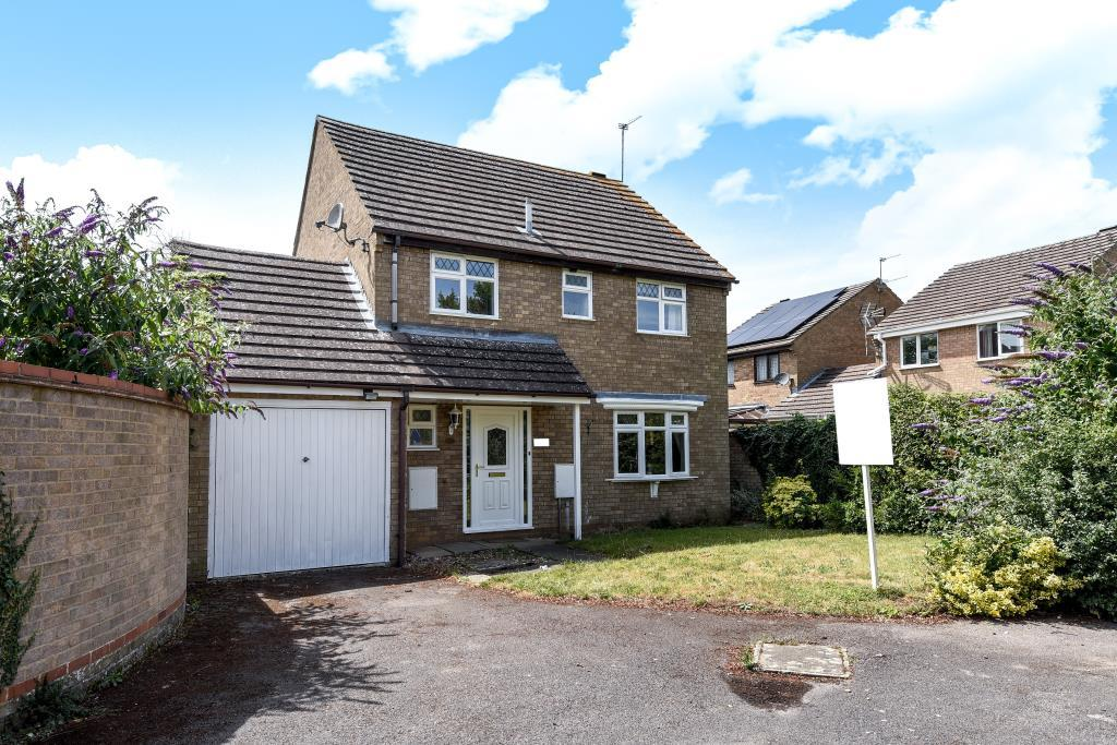 4 Bedrooms Detached House for sale in Butlers Drive, Carterton, OX18