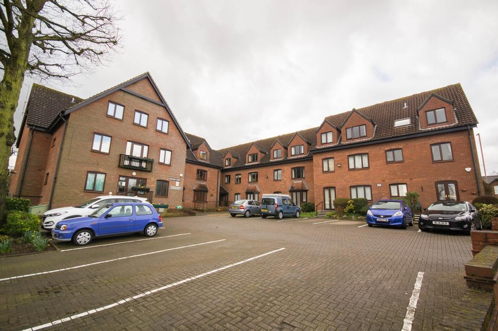 1 Bedroom Apartment Flat for sale in Sawyers Court, Chelmsford Road, Brentwood, Essex, CM15