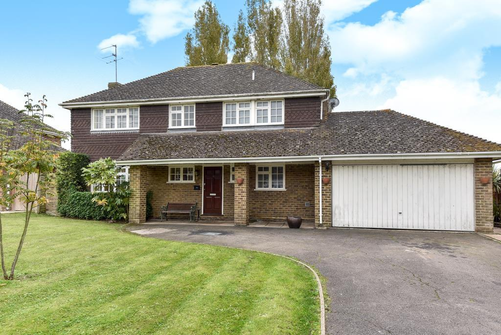 4 Bedrooms Detached House for sale in Datchet, Berkshire, SL3