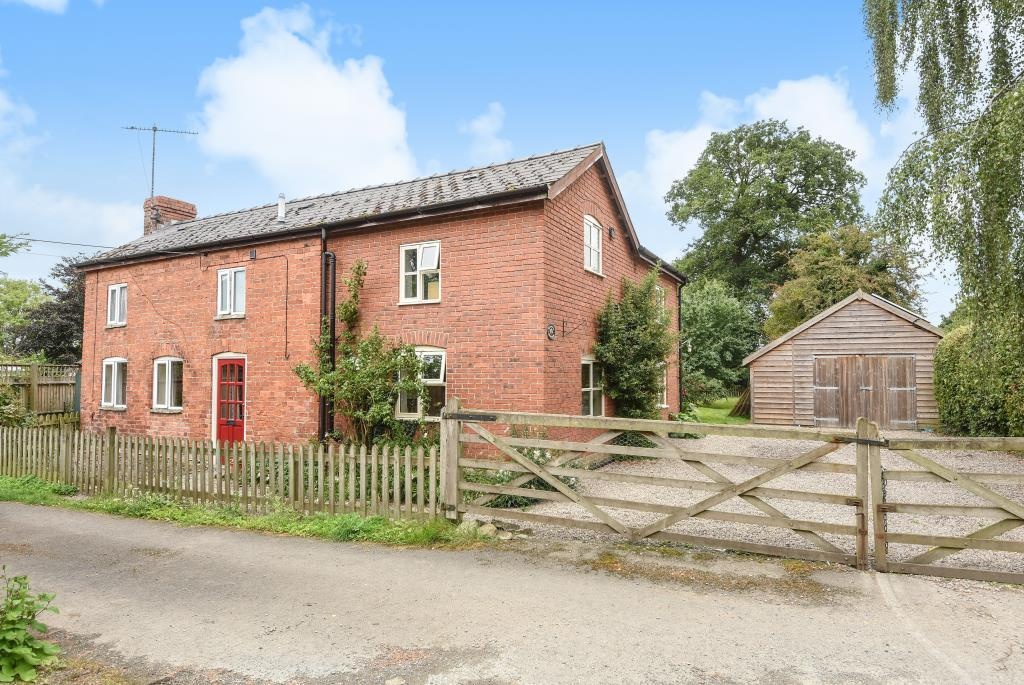4 Bedrooms Detached House for sale in Weobley, Herefordshire, HR4