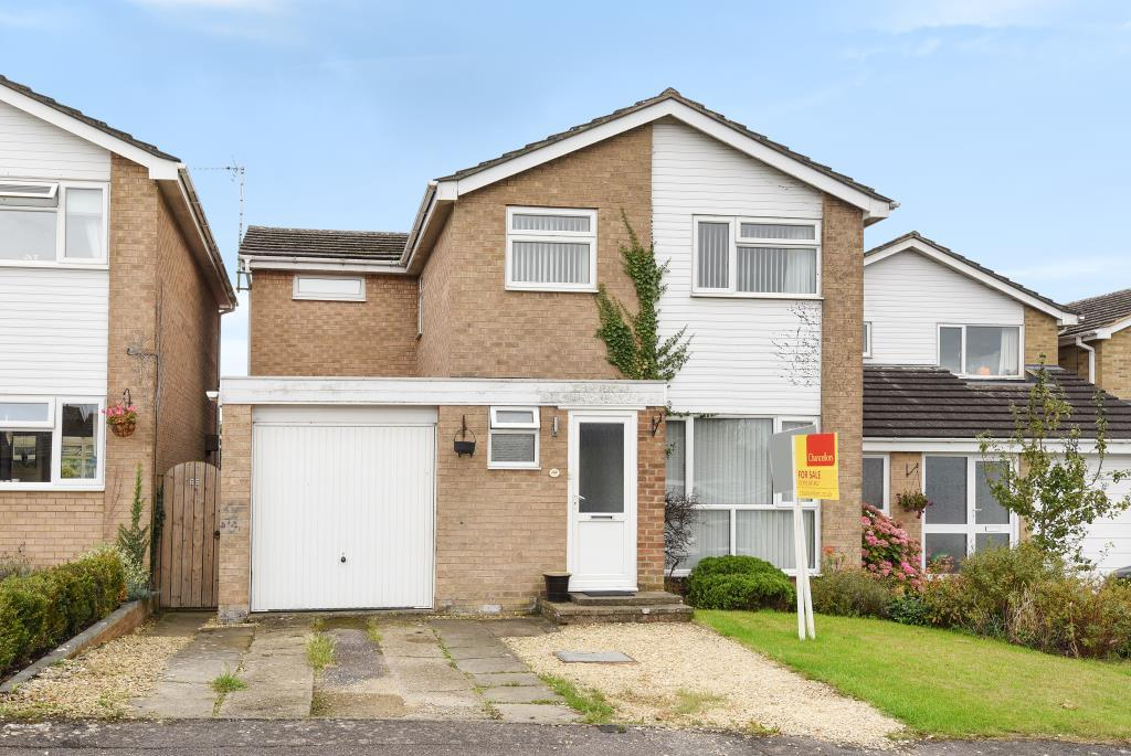 4 Bedrooms Detached House for sale in Edgeworth Drive, Carterton, OX18
