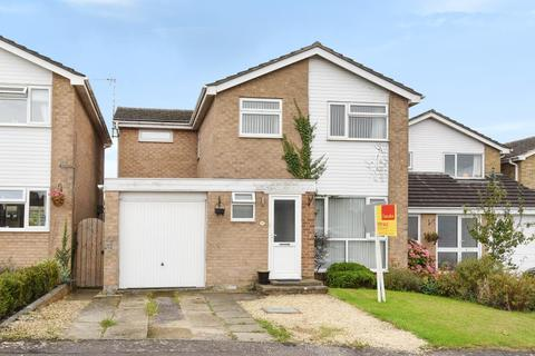 4 bedroom detached house for sale - Edgeworth Drive, Carterton, OX18