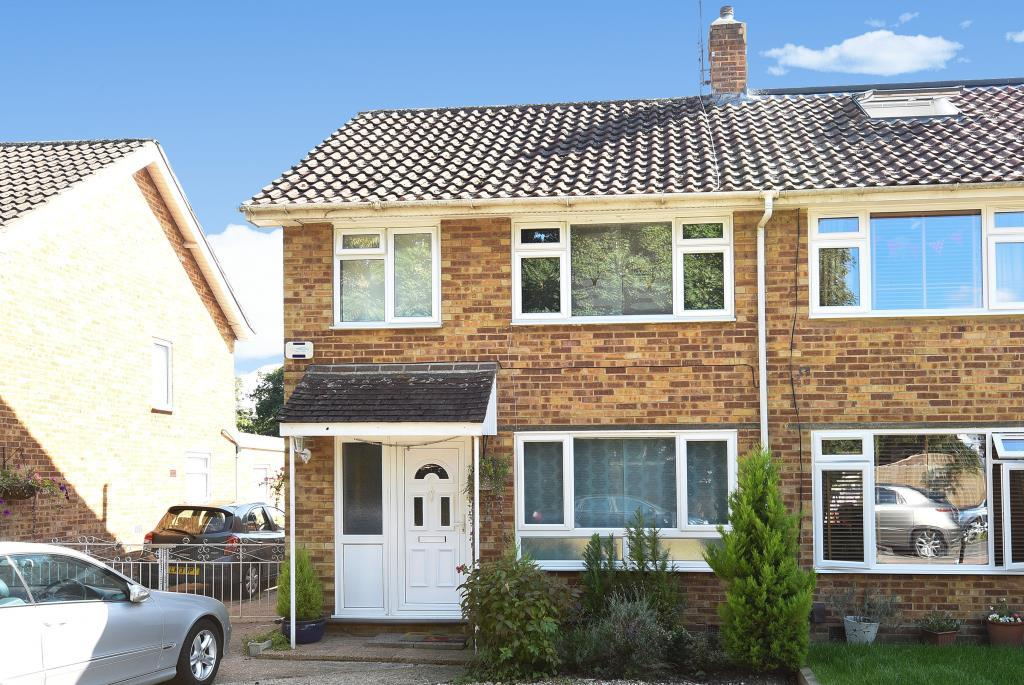 3 Bedrooms House for sale in Bramwell Close, Lower Sunbury, TW16