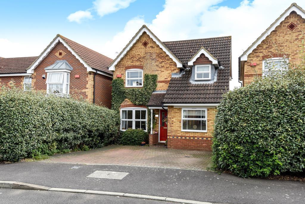 4 Bedrooms Detached House for sale in Cippenham, Berkshire, SL1