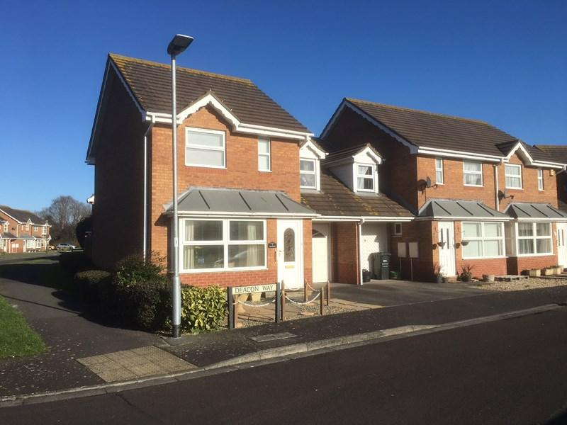 3 Bedrooms End Of Terrace House for sale in Deacon Way, Burnham-On-Sea