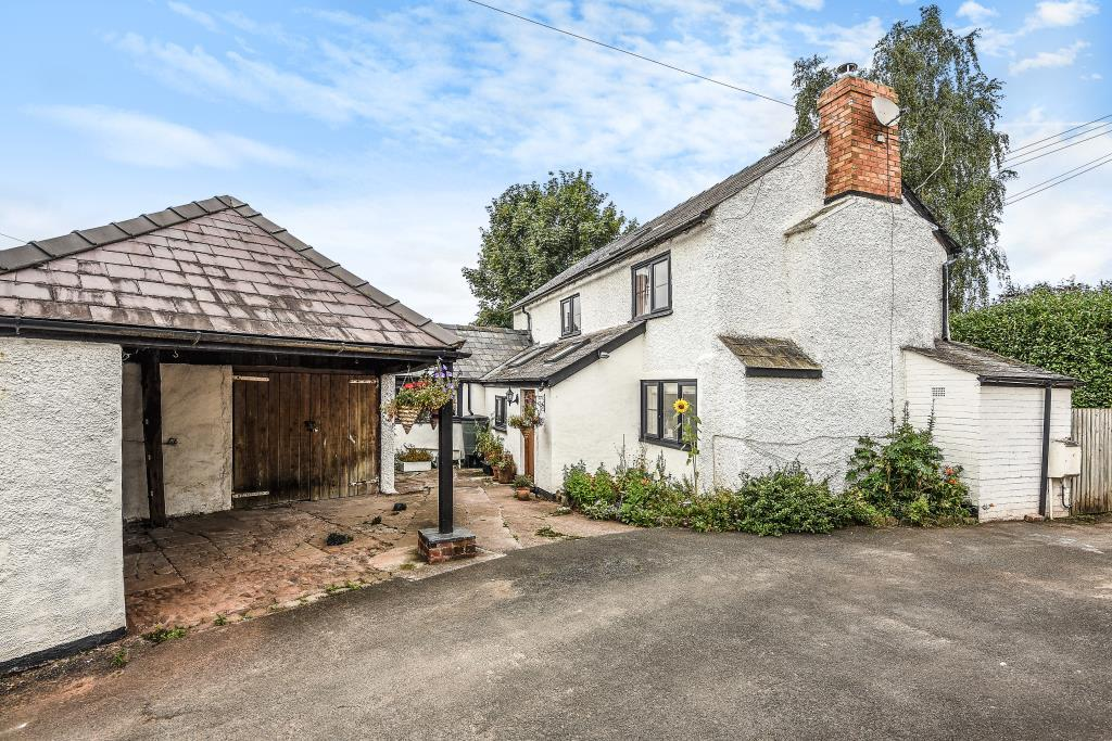 3 Bedrooms Detached House for sale in Madley, Herefordshire, HR2