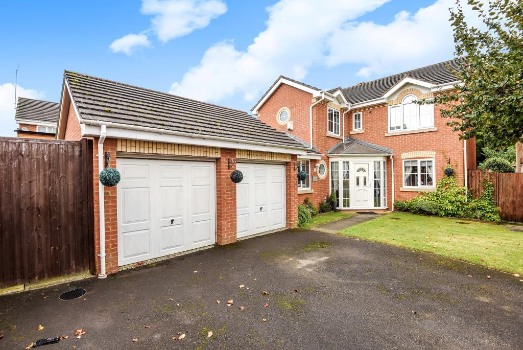4 Bedrooms Detached House for sale in Primrose Walk, Woodford Halse, NN11