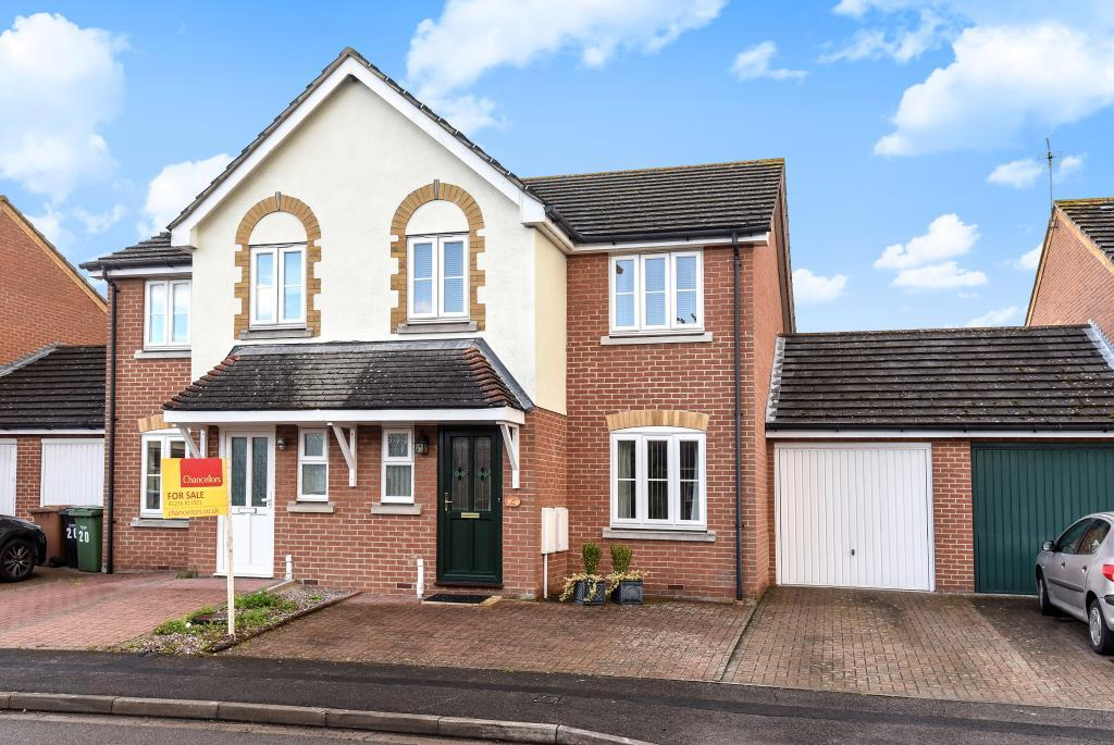 3 Bedrooms House for sale in Teescroft, Didcot, OX11