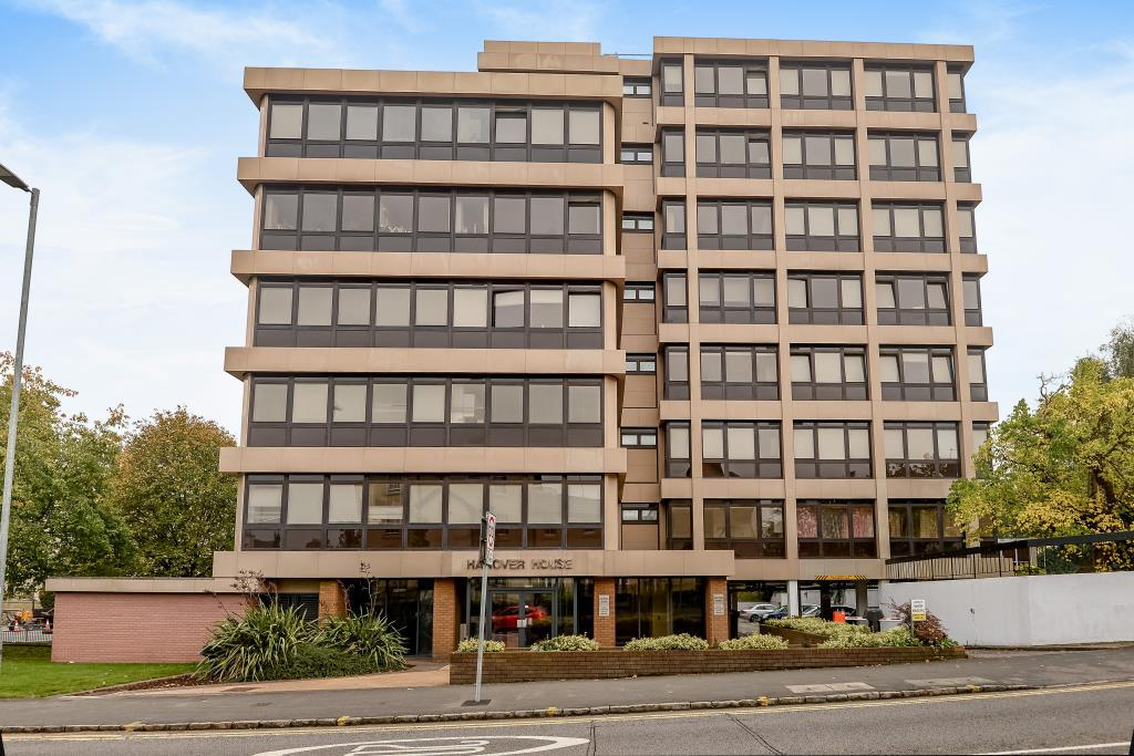 1 Bedroom Flat for sale in Hanover House, Reading, RG1
