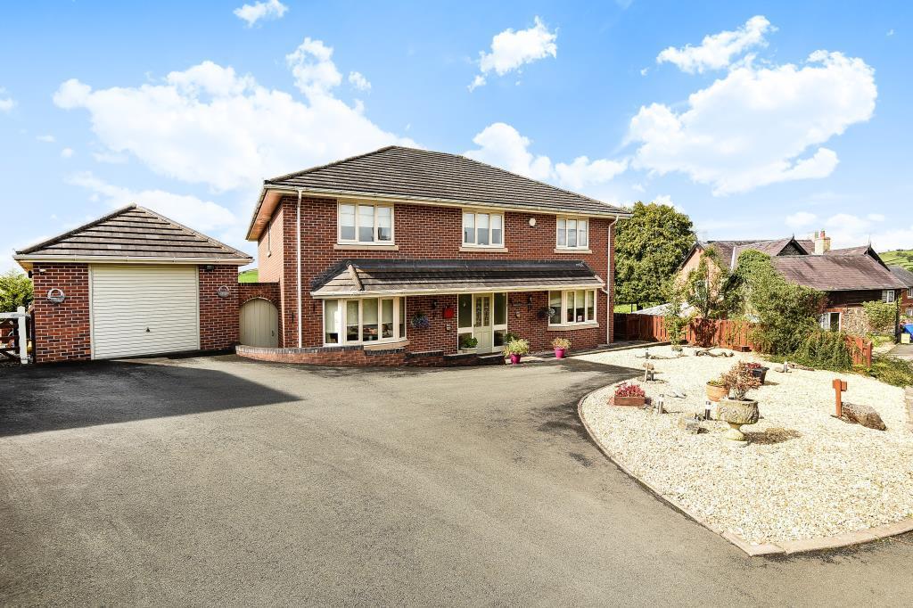 4 Bedrooms Detached House for sale in Llanbister, Llandrindod Wells, LD1