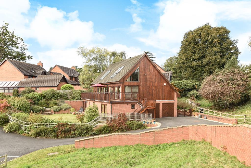 5 Bedrooms Detached House for sale in Hampton Park,, Hereford, HR1