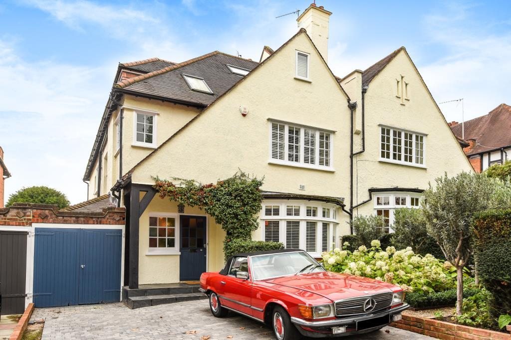 5 Bedrooms House for sale in Arden Road, Finchley, N3, N3