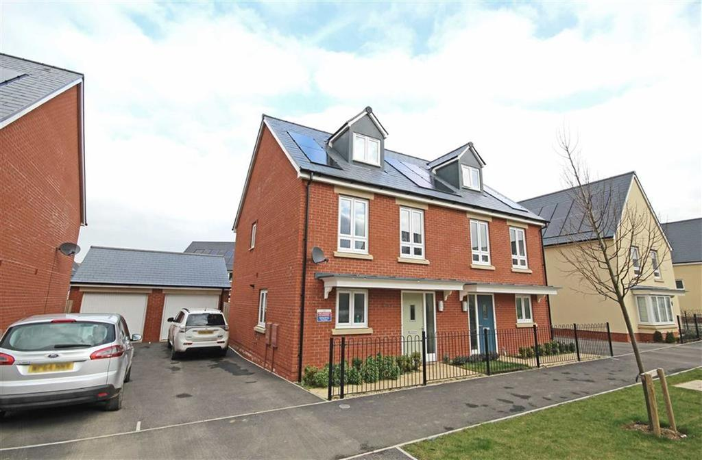 3 Bedrooms Semi Detached House for sale in Vale Road, Bishops Cleeve, Cheltenham, GL52