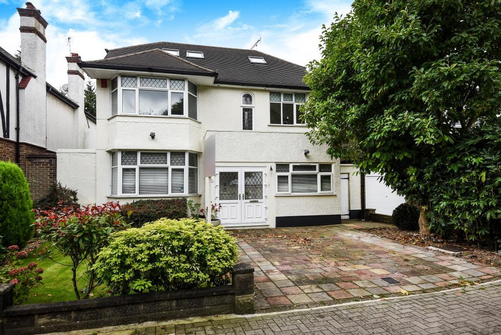5 Bedrooms Detached House for sale in London Road, Stanmore, HA7