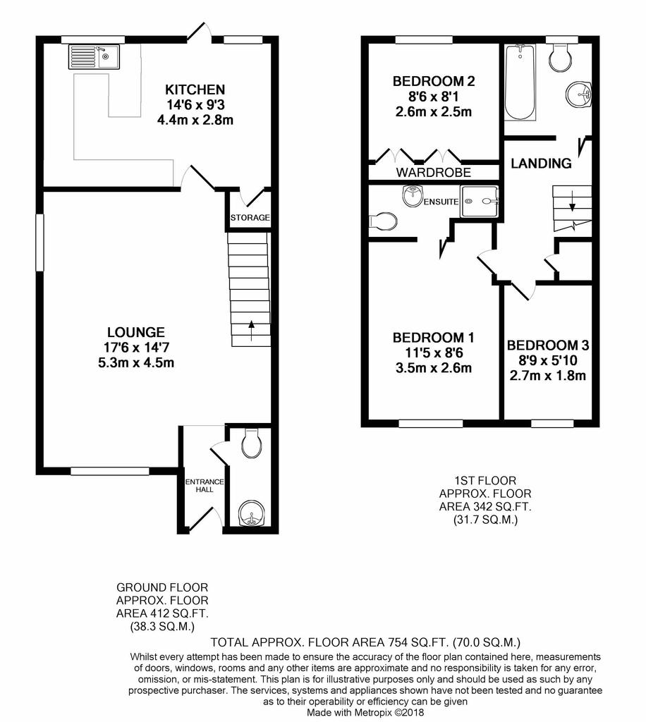 Floorplan: New Floorplan
