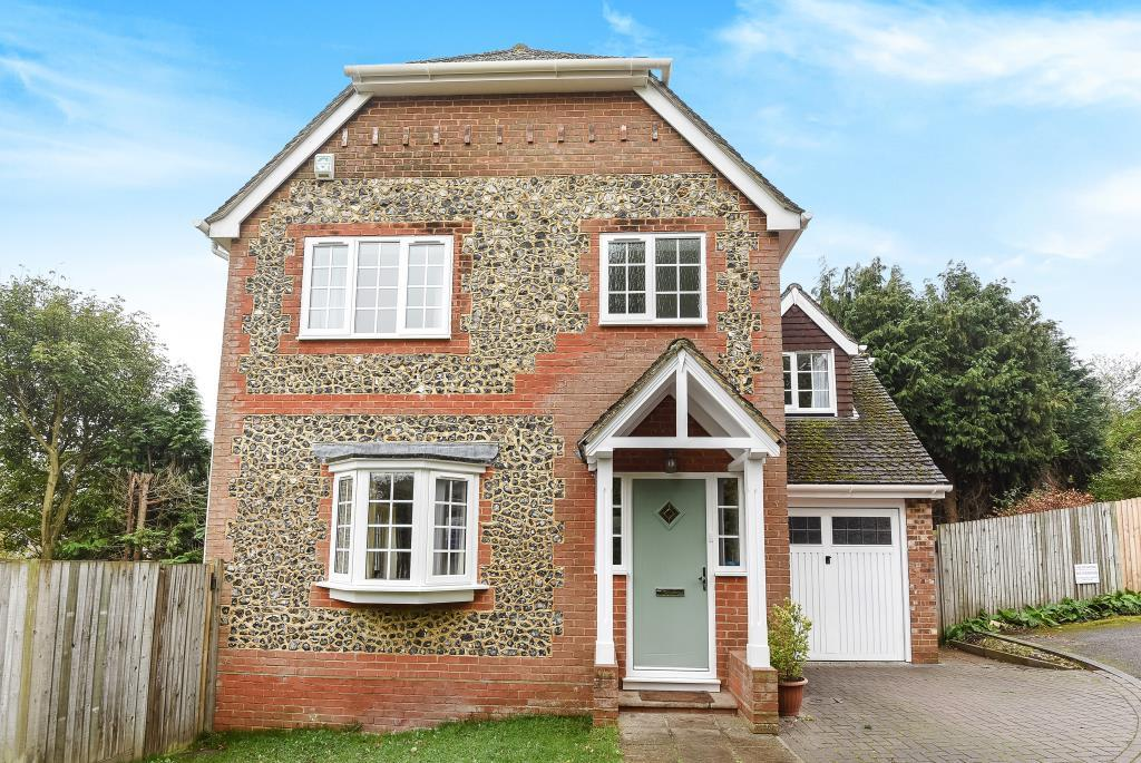 4 Bedrooms Detached House for sale in West Wycombe, Buckinghamshire, HP14