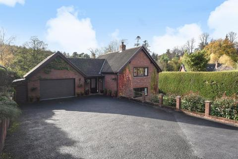 3 bedroom detached house for sale - Irfon close, Builth Wells, LD2