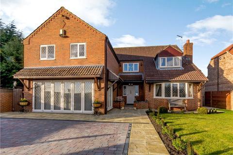 5 bedroom detached house for sale - Sandland House, Rudcarr Lane, Warthill, York, YO19