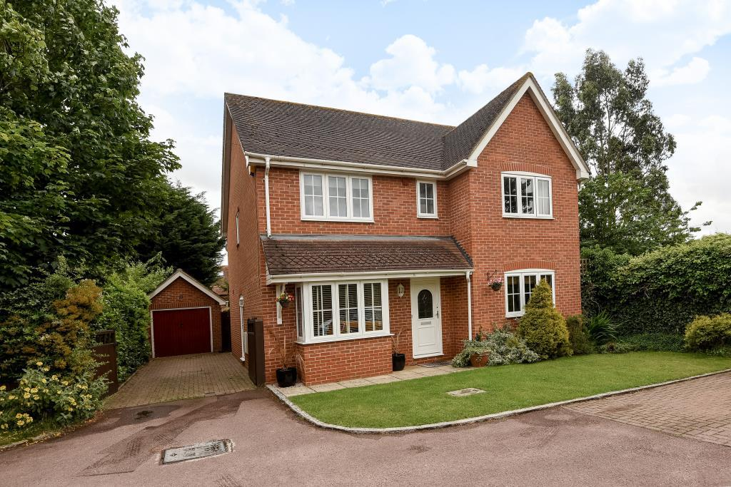 4 Bedrooms Detached House for sale in The Ashes, Spencers Wood, RG7