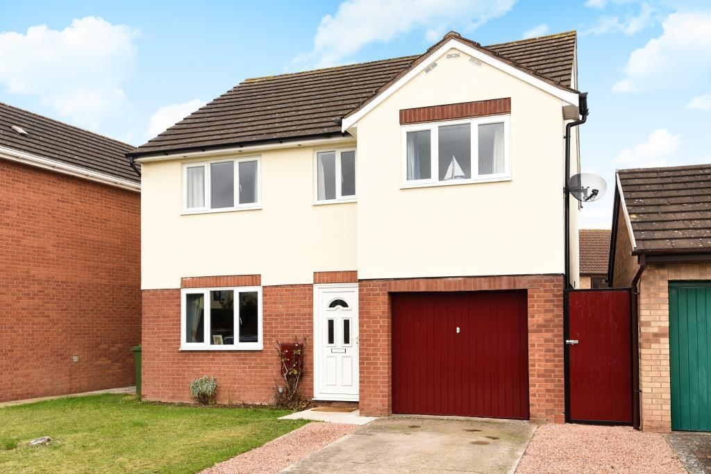 4 Bedrooms Detached House for sale in Belmont,, Hereford, HR2