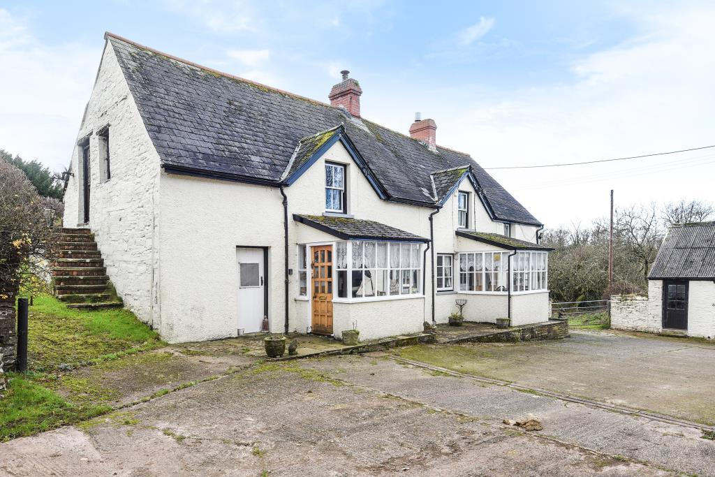 4 Bedrooms Cottage House for sale in Lower Genfford Farm, Talgarth, Powys LD3, LD3