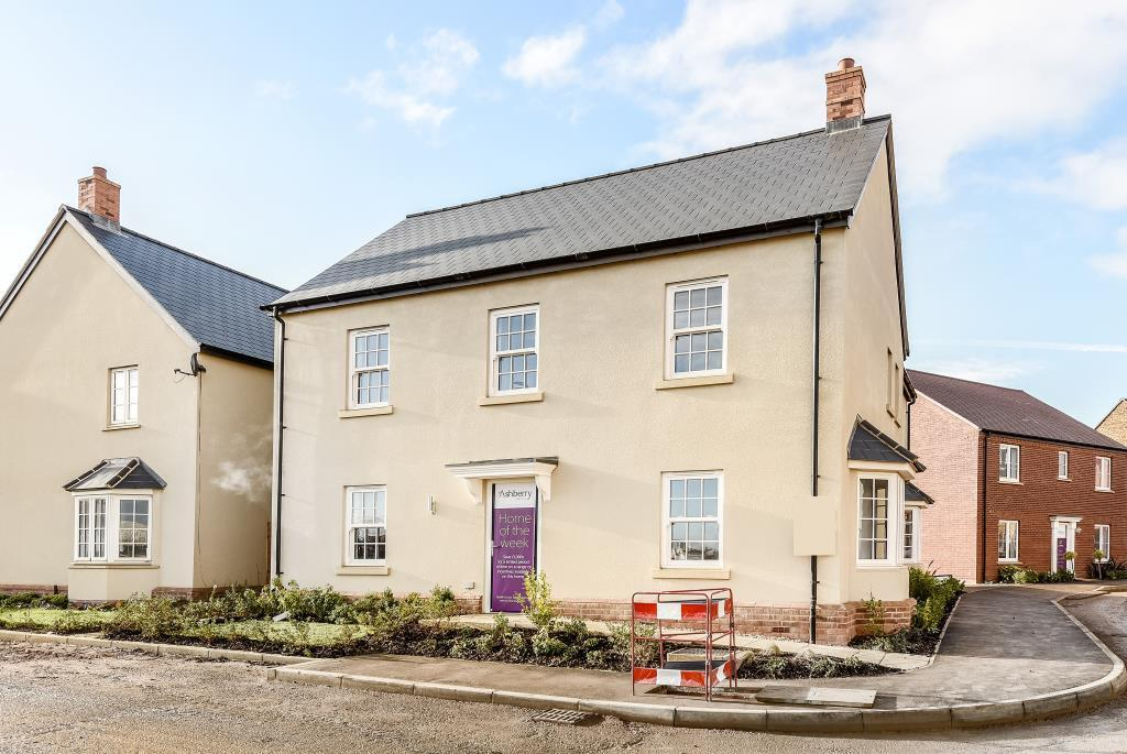 4 Bedrooms Detached House for sale in Cherry Fields, Banbury, OX16