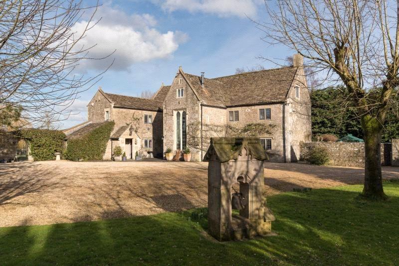 6 Bedrooms Detached House for sale in Woolverton, Bath, BA2