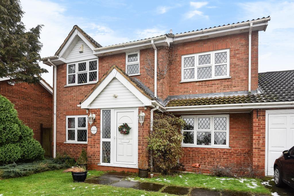4 Bedrooms Detached House for sale in Constables Croft, Upper Arncott, OX25