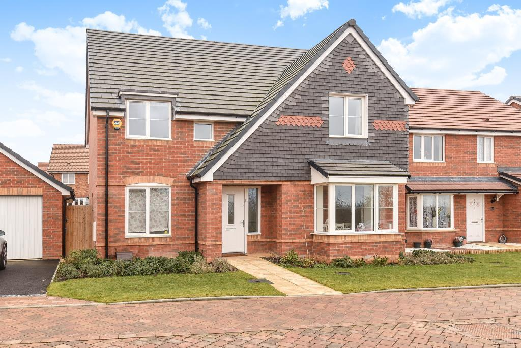 4 Bedrooms Detached House for sale in Kestrel Way, Didcot, OX11