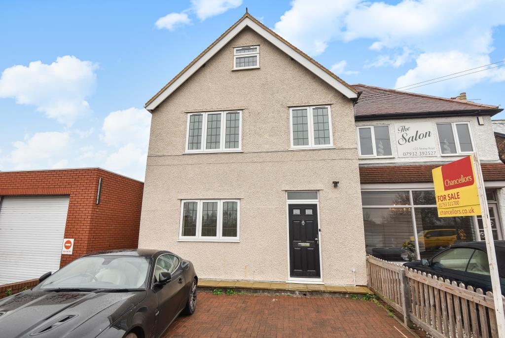 2 Bedrooms Flat for sale in Burnham, Berkshire, SL1