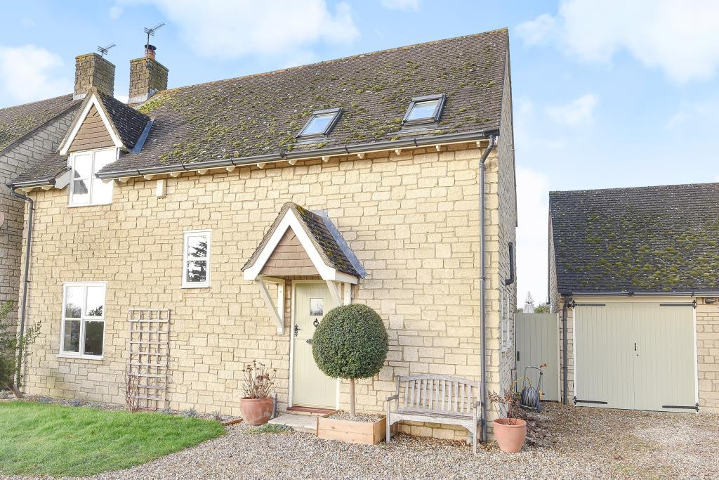4 Bedrooms Detached House for sale in Kingsway Cottages, Aston, Bampton, OX18
