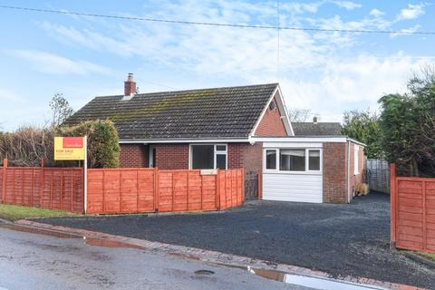 3 bedroom detached bungalow for sale - Bucknell, Shropshire, SY7
