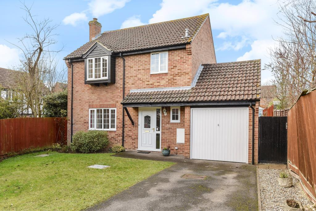 3 Bedrooms Detached House for sale in Thatcham, West Berkshire, RG19