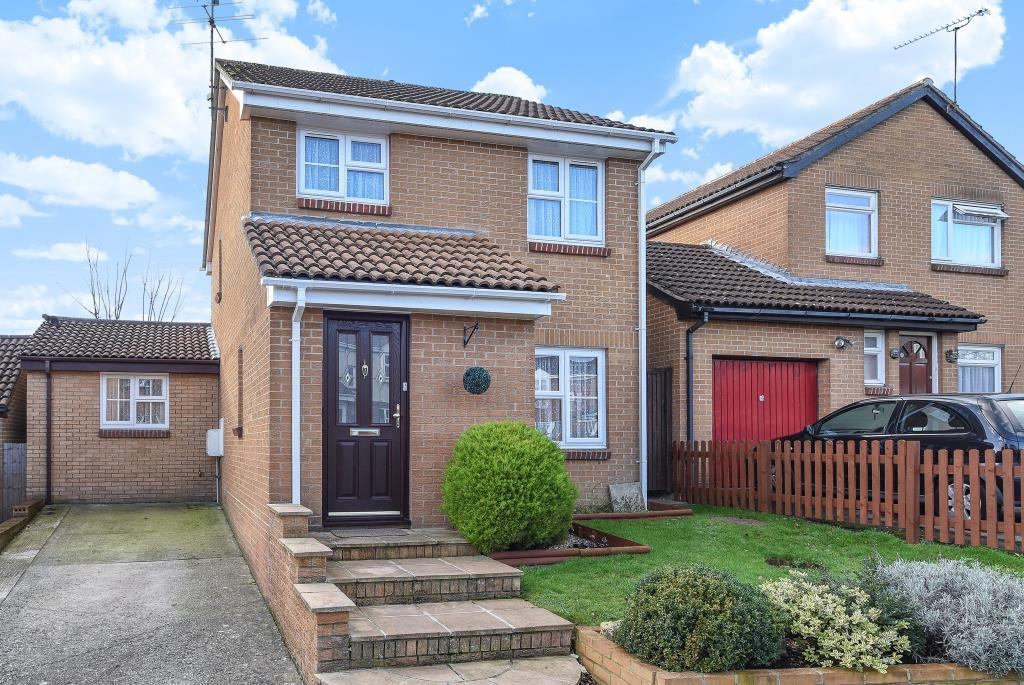 4 Bedrooms Detached House for sale in Palmera Avenue, Calcot, Reading, RG31