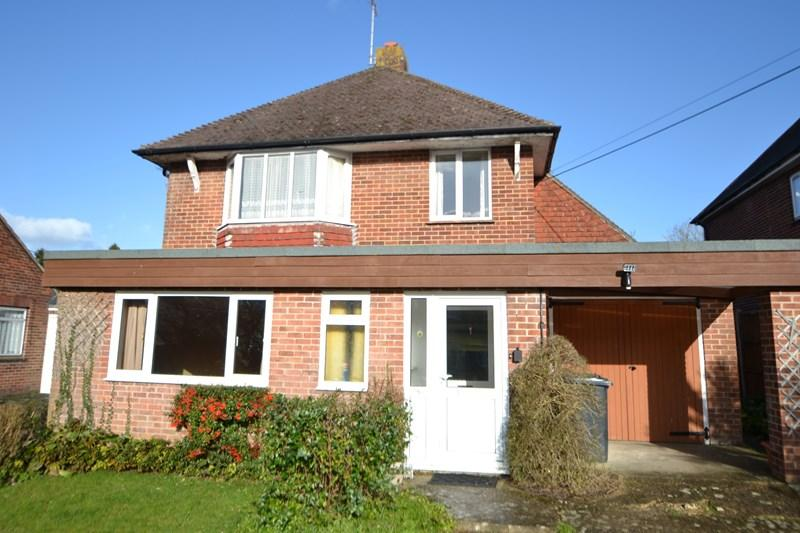 3 Bedrooms Detached House for sale in Croft Avenue, Andover