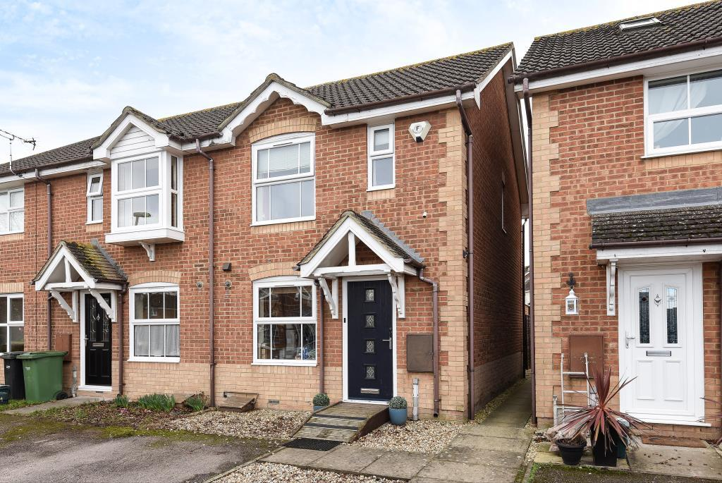 2 Bedrooms House for sale in Dulas Close, Didcot, Oxfordshire, OX11