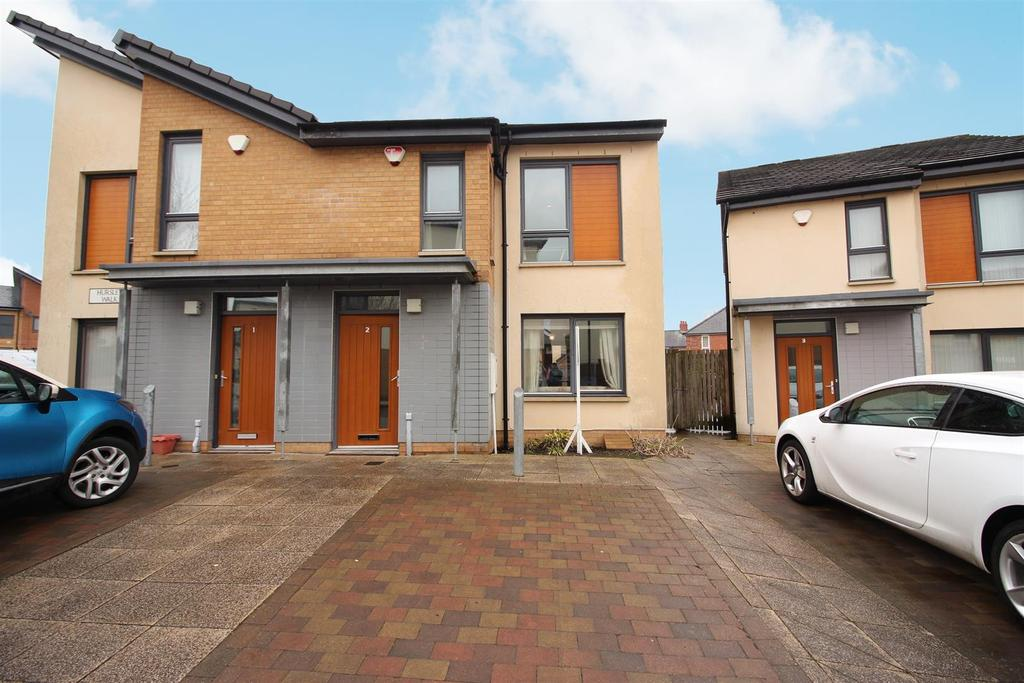 3 Bedrooms House for sale in Hursley Walk, Walker, Newcastle Upon Tyne