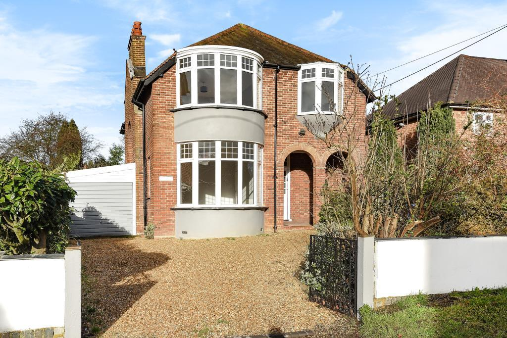 4 Bedrooms Detached House for sale in Fernbank Road, Ascot, SL5