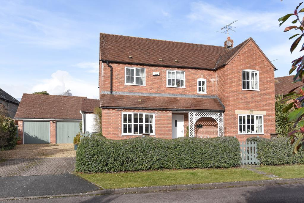 4 Bedrooms Detached House for sale in Eardisland, Herefordshire, HR6