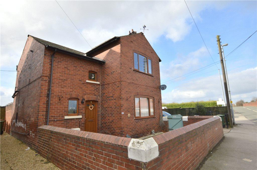 2 Bedrooms Detached House for sale in Crossley Street, New Sharlston, Wakefield, West Yorkshire