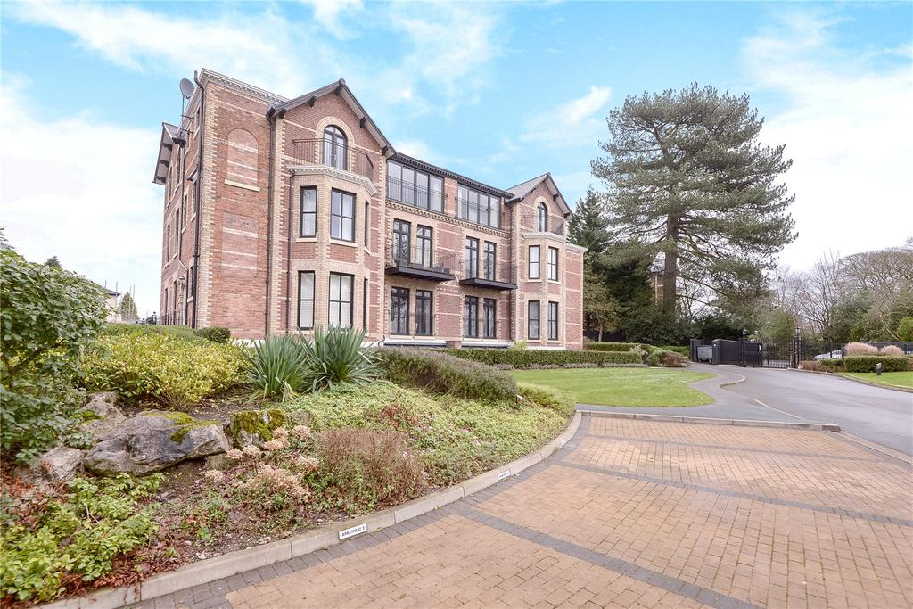 2 Bedrooms House for sale in Oak Lawn, 1 Daveylands, Wilmslow, Cheshire, SK9