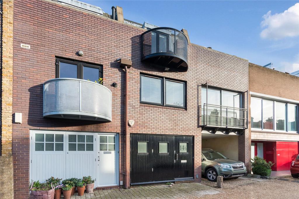 3 Bedrooms Mews House for sale in Highbury Terrace Mews, Highbury, London