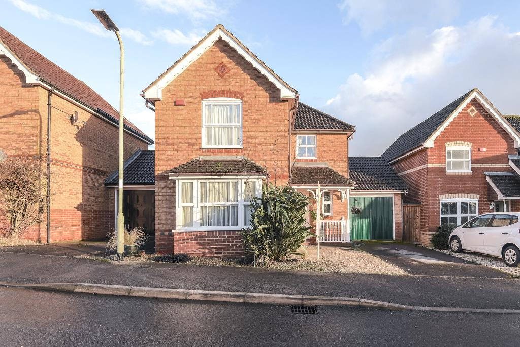 3 Bedrooms Detached House for sale in Thatcham, Berkshire, RG18