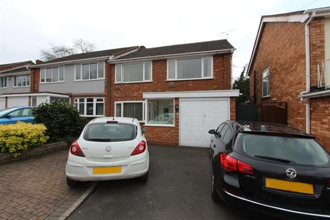 3 bedroom semi-detached house to rent - Moseley Drive, Marston Green