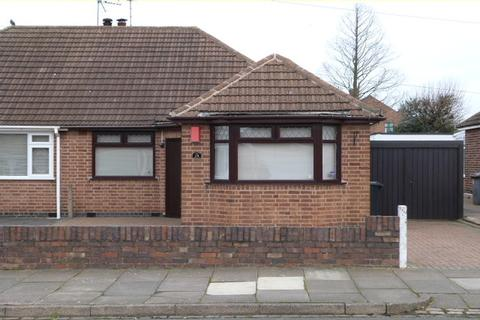 2 bedroom bungalow for sale - June Avenue, Thurmaston, Leicester, LE4