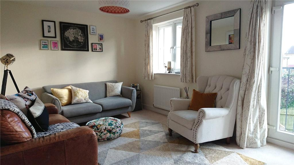 3 Bedrooms End Of Terrace House for sale in Beechwood Close, Nailsworth, Stroud, Gloucestershire
