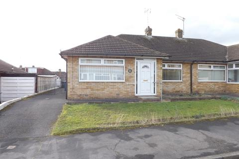 2 bedroom bungalow for sale - Chatsworth Avenue, Radcliffe-on-Trent, Nottingham, NG12